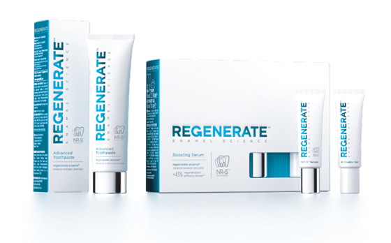 dentifrice REGENERATE Regenate-enamel-science